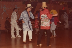Local 5 Halloween Party at the Army & Navy Veterans Club, McNab and Vine Streets, 1983. Courtesy of CUPE Local 5167.
