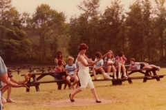 Annual family picnic, Valens Conservation Park, 1984. Courtesy of CUPE Local 5167.